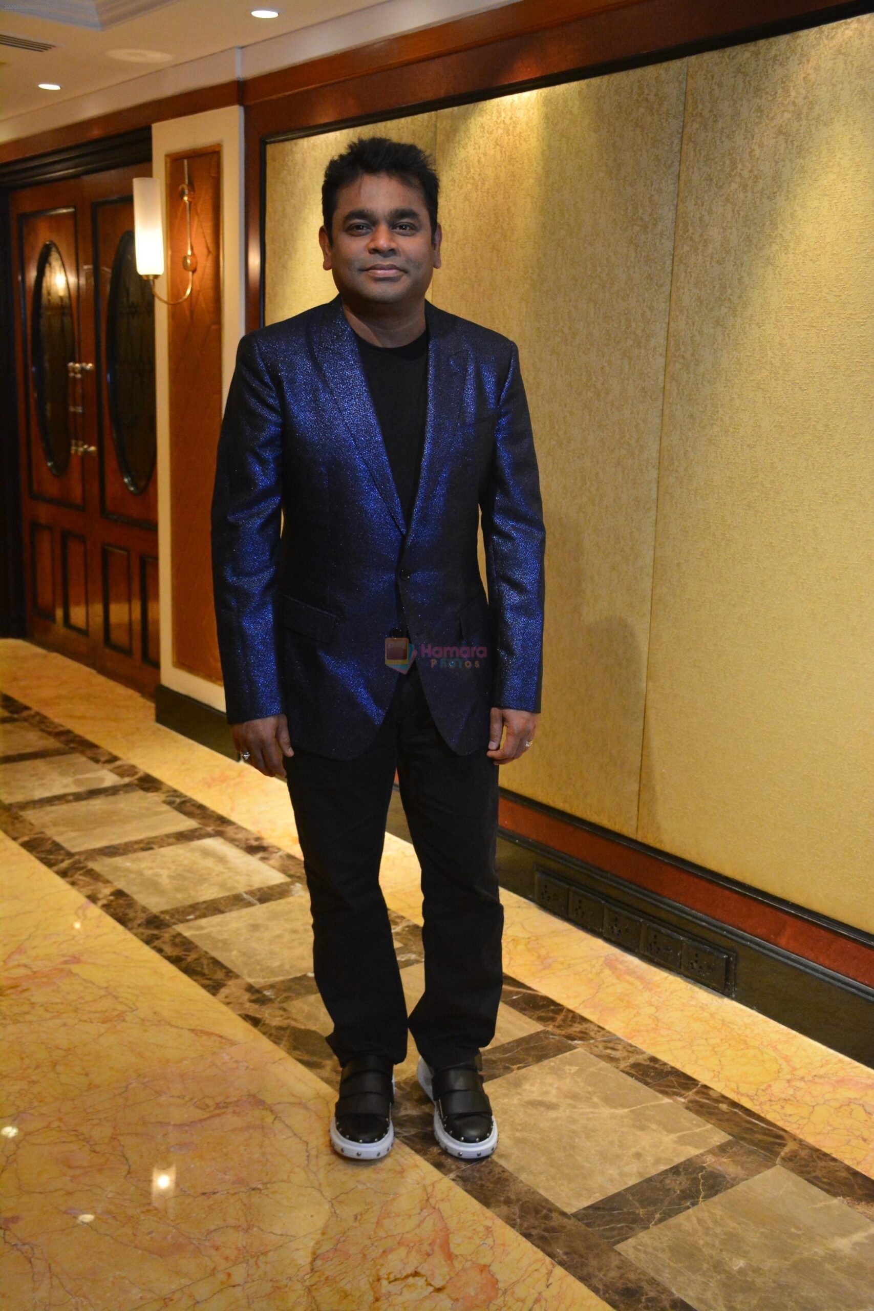 A. R. Rahman Body Measurements, Height, & Weight: