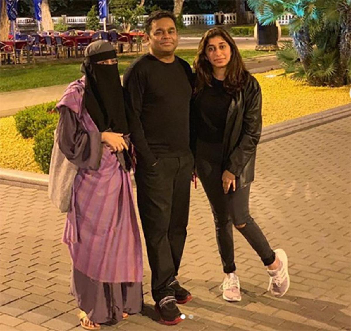 A. R. Rahman Khatija and Rahima