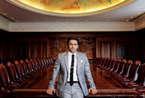 Know more about Adar Poonawalla :