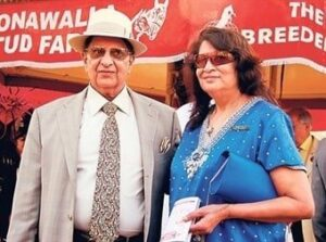 Adar Poonawalla's Father :-Cyrus Poonawalla (founder of the Serum Institute of India) Mother :- Late Villoo Poonawalla