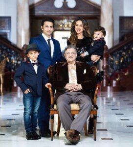 Adar Poonawalla's Family: