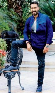 Ajay Devgan's Body Measurements, Height, & Weight: