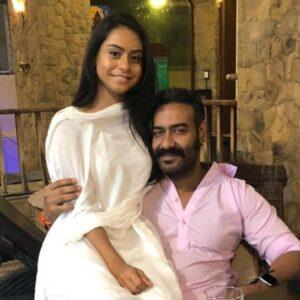 Ajay Devgan's Daughter (s) :- NysaDevgan