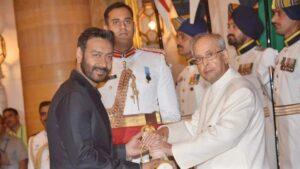 Ajay Devgan's Awards and Achievements:
