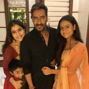 Ajay Devgan's Family: