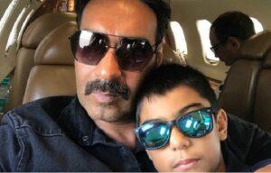 Ajay Devgan's Son (s) :-Yug Devgan