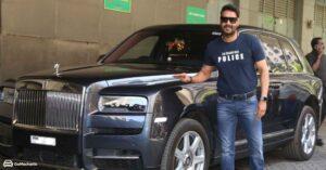 Ajay Devgan's Car Collection: