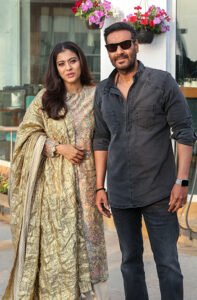 Ajay Devgan's Wife :- Kajol Devgan ( Bollywood Actress)