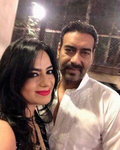 Ajay Devgan's Sister (s) :-Neelam Devgan