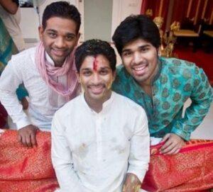 Allu Aravind's son