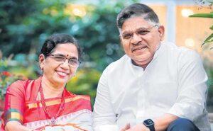 Allu Aravind's wife