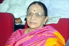 Allu Aravind's mother