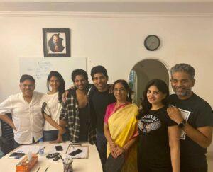 Allu Aravind's Family