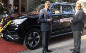 Anand Mahindra Car Collection: