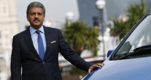 Know more about Anand Mahindra: