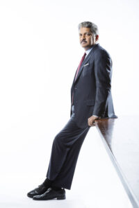 Anand Mahindra Body Measurements, Height, & Weight: