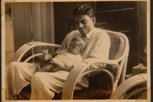 Anand Mahindra's father Harish Mahindra