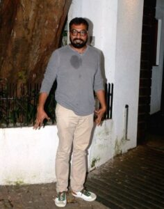 Anurag Kashyap's Body Measurements, Height, & Weight: