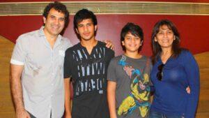 Archana Puran Singh Family: