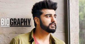 Arjun Kapoor Biography
