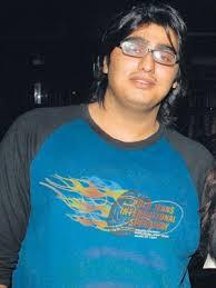 Arjun Kapoor childhood image