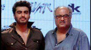 Arjun Kapoor's Father :-Boney Kapoor (Filmmaker)