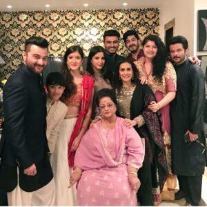 Arjun Kapoor's Family: