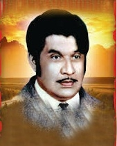 Arjun Sarja's Father :-Shakti Prasad(Kannada Film Actor, Expired)