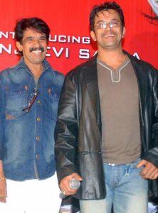 Arjun Sarja's Brother (s) :- Late Kishore Sharja (Kannada Film Director)