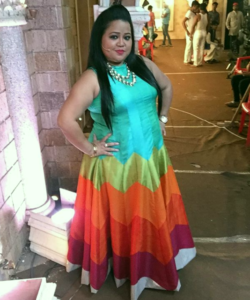 Bharti Singh's Body Measurements, Height, & Weight: