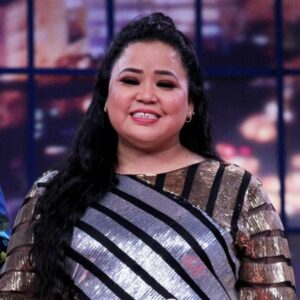 Know more about Bharti Singh: