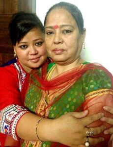Bharti Singh's mother Kamla Singh