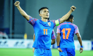 Know more about Sunil Chhetri: