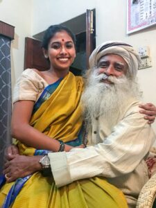 Radhe Jaggi (Born in 1990 and Married to Sandeep Narayan, a Carnatic Classical Singer)