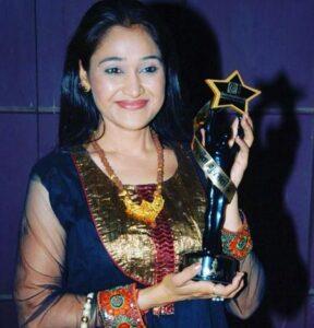 Disha Vakani's Awards and Achievements:
