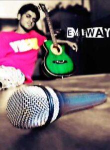 """Emiway Bantai's Debut :-Singing Debut - """"Glint lock"""" ft Minta (2013)"""