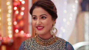 Hina Khans role in Debut TV : Yeh Rishta Kya Kehlata Hai (2009)