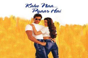 Hrithik Roshan's Debut :- Kaho Naa Pyaar Hai (2000)