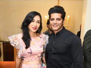 Karanvir Bohra's Wife :-Teejay Sidhu (Actress)