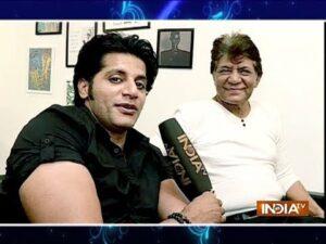 Karanvir Bohra's Father :-Ram Kumar Bohra(Actor, Producer)
