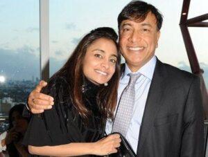 Lakshmi Mittal's Daughter (s) :-Vanisha Mittal