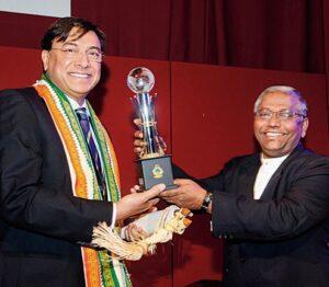 Lakshmi Mittals Awards
