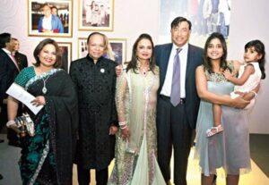 Lakshmi Mittal's Family: