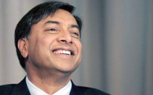 Know more about Lakshmi Mittal: