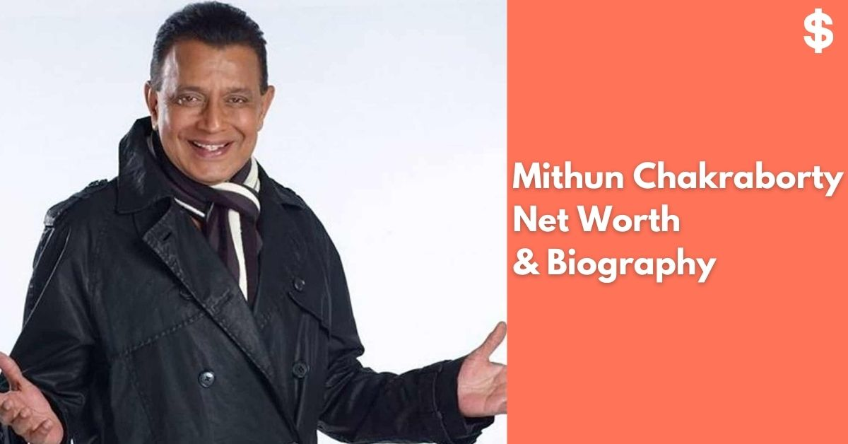 Mithun Chakraborty Net Worth | Income, Salary, Property | Biography