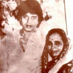 Mithun Chakraborty'S Mother :-Santirani Chakraborty