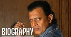 Mithun Chakraborty's Biography