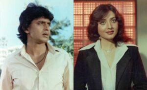Mithun Chakraborty'S Wife :- Yogeeta Bali (1979- present)
