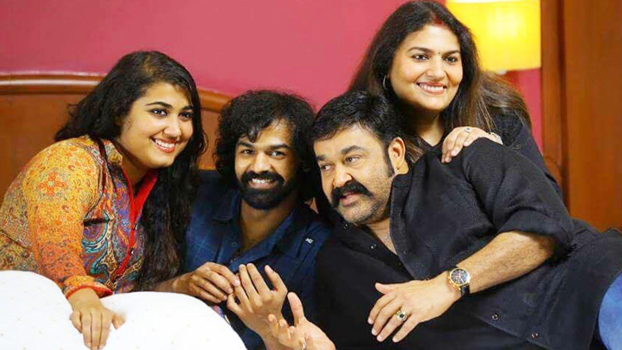 Mohanlal Family: