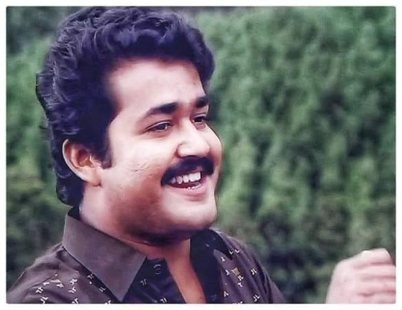 Early Life of Mohanlal